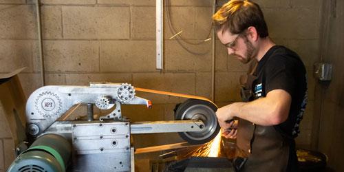 Iron Mountain Metal Craft: Click to visit page.