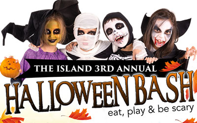 The Island's Halloween Carnival: Click for event info.