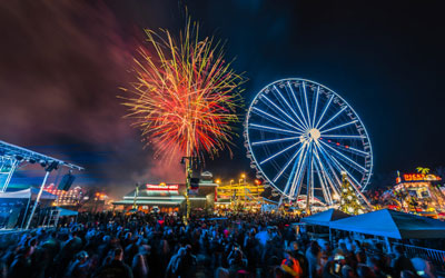 New Years Celebration At The Island @ The Island   | Pigeon Forge | Tennessee | United States