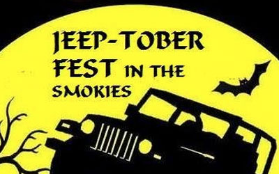 Jeep-tober Fest in the Smokies: Click for event info.