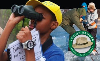 National Junior Ranger Day: Click to read more.