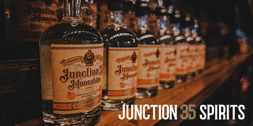 Ad - Junction 35 Spirits: Click to visit website.