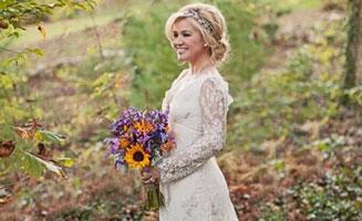 Even the Stars Love Smoky Mountain Weddings