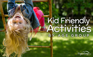 Things To Do With Kids: Activities by Age Group: Click to read more