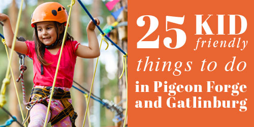 pigeon forge planning guides