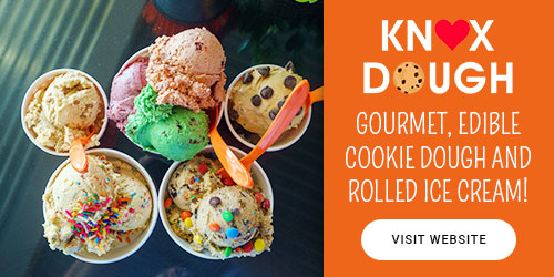 Ad - Knox Dough: Click to visit website.