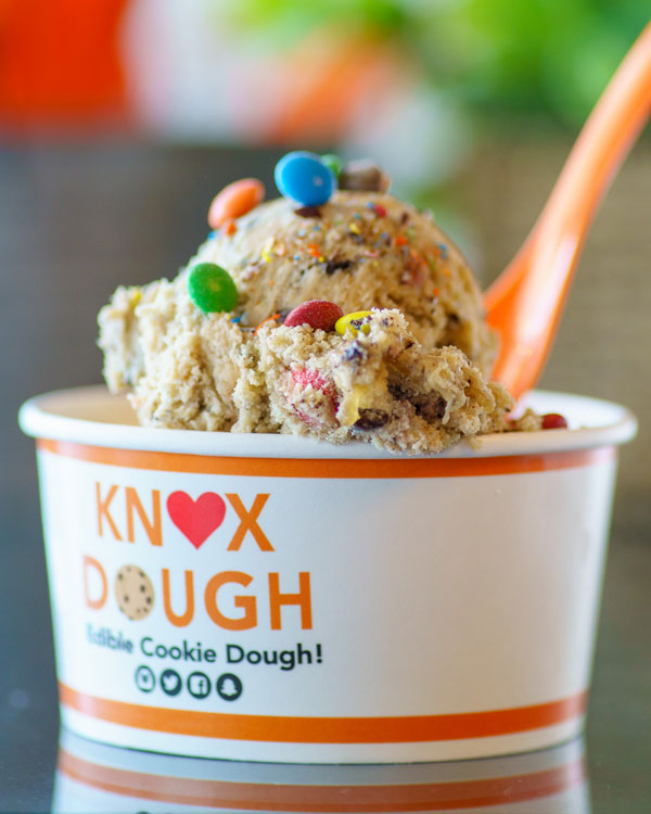 Knox Dough: Click to go to page.