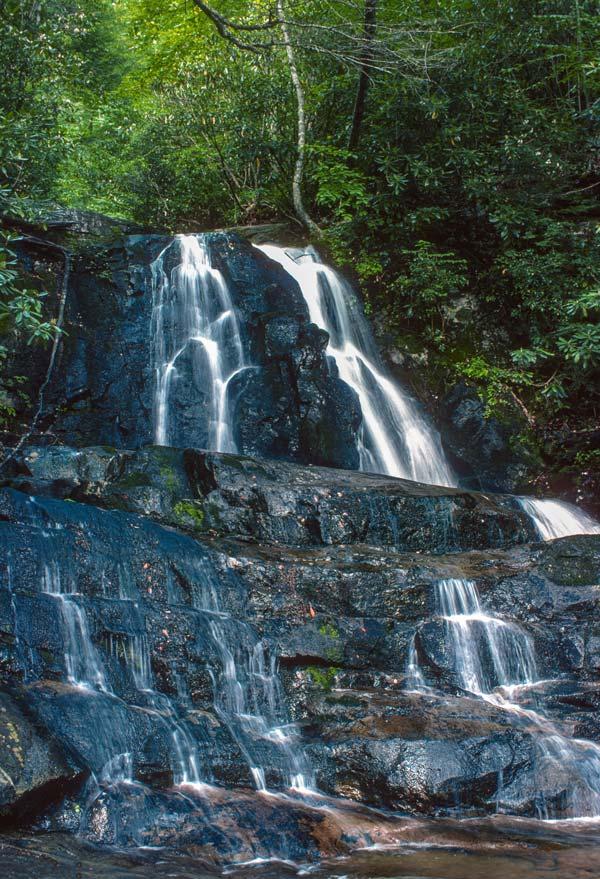 Laurel Falls, 1976