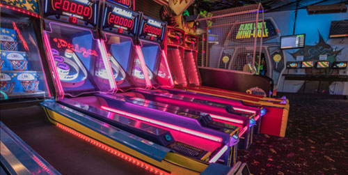 Lazerport Fun Center Pigeon Forge Attractions