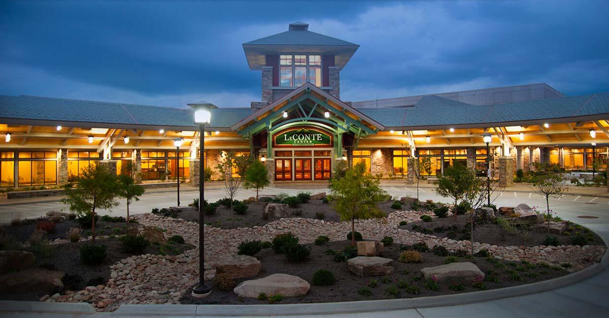 LeConte Center Events: Click to read more.