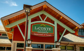 LeConte Center: Things To Do Within Walking Distance: Click to read more
