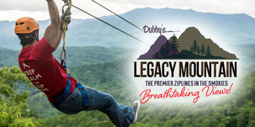 Ad - Legacy Mountain Ziplines: Click to visit website