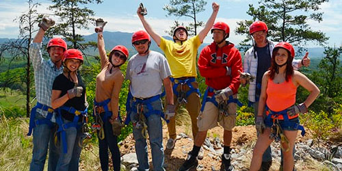 Legacy Mountain Ziplines: Click to visit page.