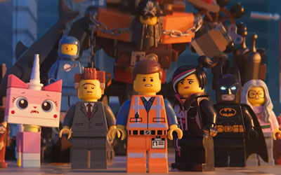 The Lego Movie 2 at Governor's Crossing: Click for event info.