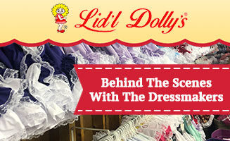 Behind The Scenes With The Dressmakers At Lid'l Dolly's