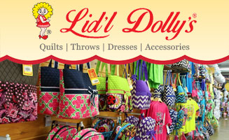A Pigeon Forge Tradition: Lid'l Dolly's Factory Store: Click to view post