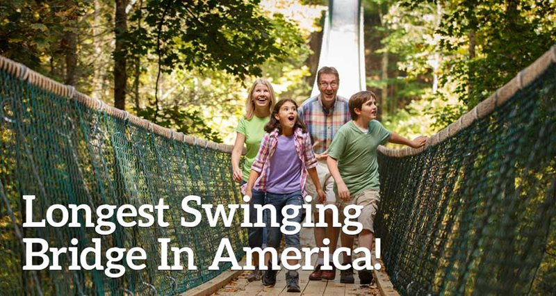 Foxfire Mountain Adventures Pigeon Forge Attractions