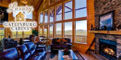 Ad - Luxury Gatlinburg Cabins: Click for website