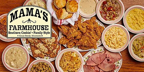 Mama's Farmhouse: Click to visit page.