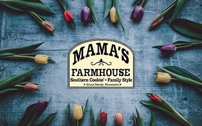 Easter Dinner at Mama's Farmhouse: Click for event info.