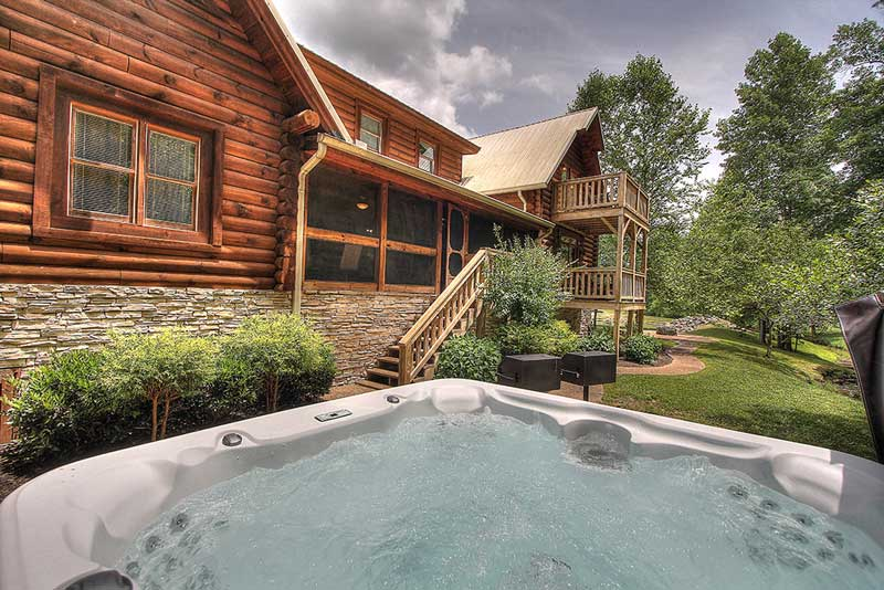 Maples Ridge Vacation Rentals Pigeon Forge Cabin Rentals