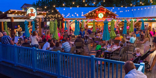 best bars in pigeon forge