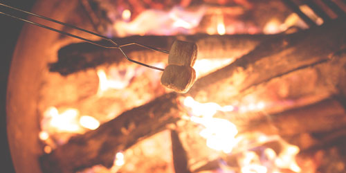 Pigeon Forge Cabins With A Fire Pit: Click to visit page.