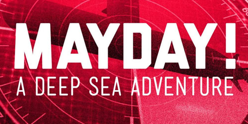 Mayday! Escape Room at Crave: Click to visit page.