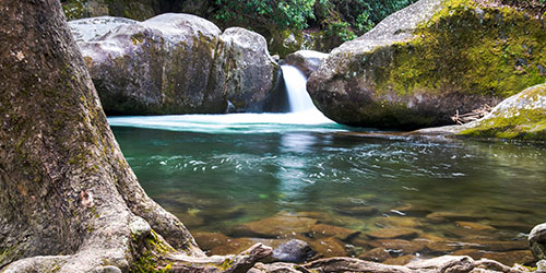 Hike To Midnight Hole: Click to visit page.