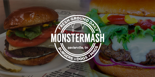 Ad - MonsterMash Burgers: Click to visit website.