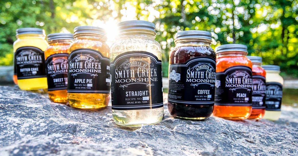 Click to open Smith Creek Moonshine Recipes: 12 Drinks & Shots To Try This Summer post