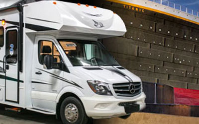 Titanic Motorhome Show @ Titanic Museum & Attraction   | Pigeon Forge | Tennessee | United States