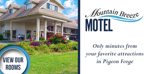 Ad - Mountain Breeze Motel: Click for website