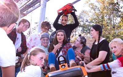 Rocky Top Mountain Coaster Fright Nights: Click for event info.