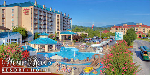 Ad - Music Road Resort & Convention Center: Click for website
