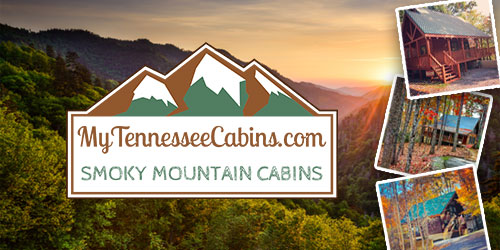 Ad - My Tennessee Cabins: Click for website