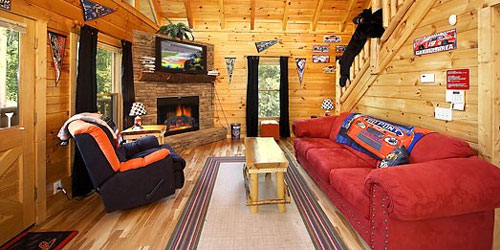 cabins in the smokies