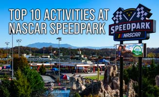 NASCAR SpeedPark Smoky Mountains: Top 10 Activities For The Whole Family: Click to read more.