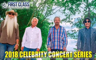 The Oak Ridge Boys Live @ Country Tonite Theatre   | Pigeon Forge | Tennessee | United States