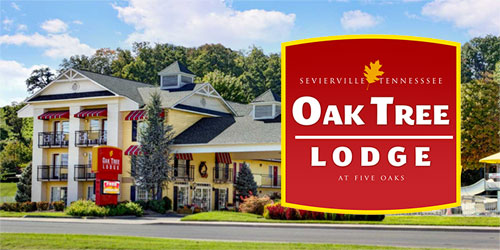 Ad - Oak Tree Lodge: Click for website