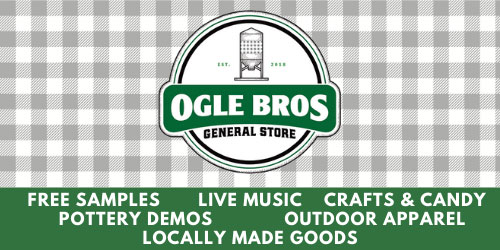 Ad - Ogle Bros General Store: Click to visit website