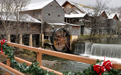 Holiday Open House at The Old Mill: Click for event info.