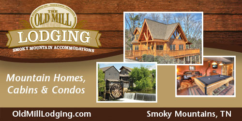 Ad - The Old Mill Lodging: Click for website