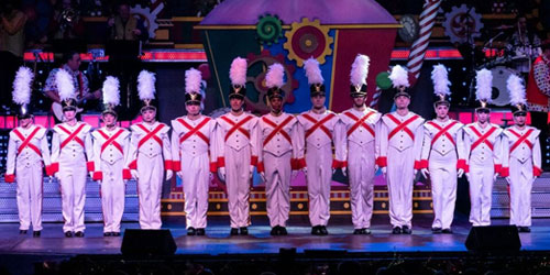 christmas shows in pigeon forge