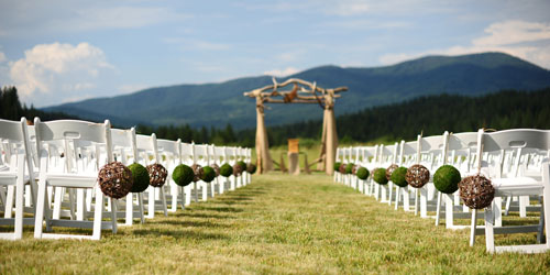 Outdoor Weddings: Click to visit page.