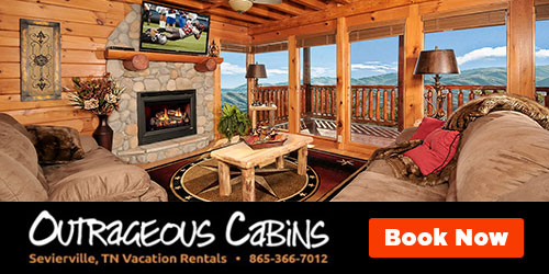 Ad - Outrageous Cabins: Click for website