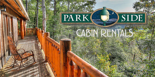 Ad - Parkside Cabin Rentals: Click for website