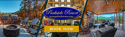 Ad - Parkside Resort: Click to book now.