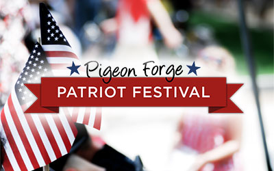 30th Annual Patriot Festival | 4th of July in Pigeon Forge