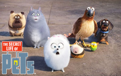 The Secret Life of Pets at Governor's Crossing: Click for event info.